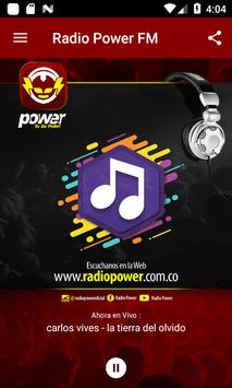 Radio Power screenshot 1