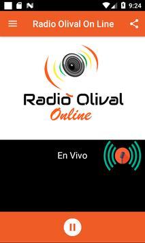 Radio Olival On Line poster