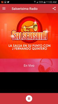 Salserisima Radio poster