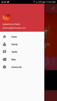 Salserisima Radio apk screenshot