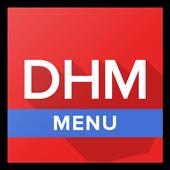DHM Menu icon
