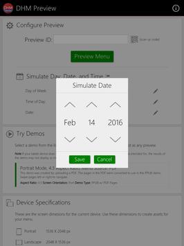 DHM Preview apk screenshot