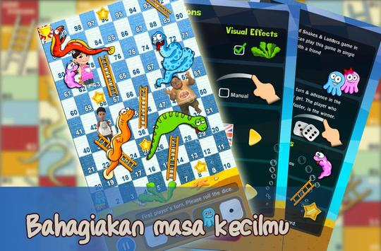 Ular Tangga Jarwo Legend apk screenshot