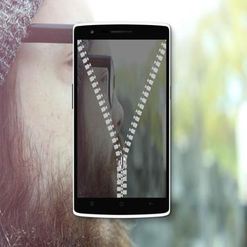 Mustache Zippre Lock Screen screenshot 6