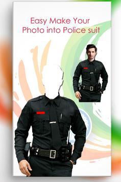 Police Photo Suit apk screenshot