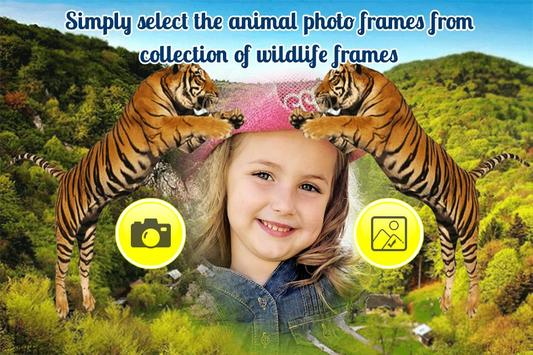 Wildlife Photo Frame APK Download - Free Photography APP for Android ...