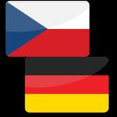 Czech-German offline dict. icon