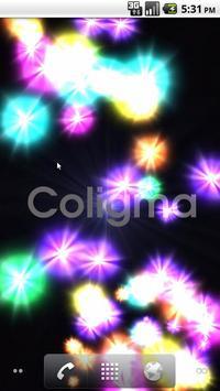Coligma Live Wallpaper poster