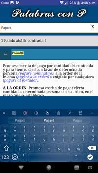 Diccionario Jurídico screenshot 3