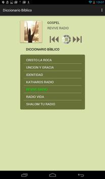 Diccionario Bíblico en Español screenshot 18