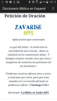 Diccionario Bíblico en Español screenshot 19