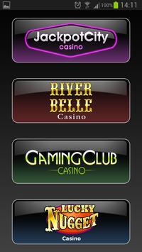 Casino Lounge poster