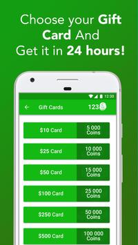 Free Gift Cards Generator for Xbox apk screenshot