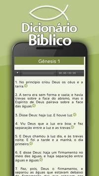 Dicionário Bíblico ảnh chụp màn hình 3