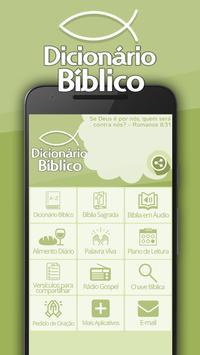 Dicionário Bíblico पोस्टर