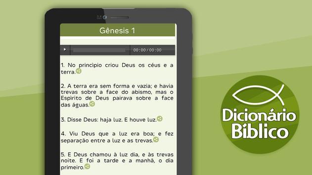 Dicionário Bíblico ảnh chụp màn hình 15