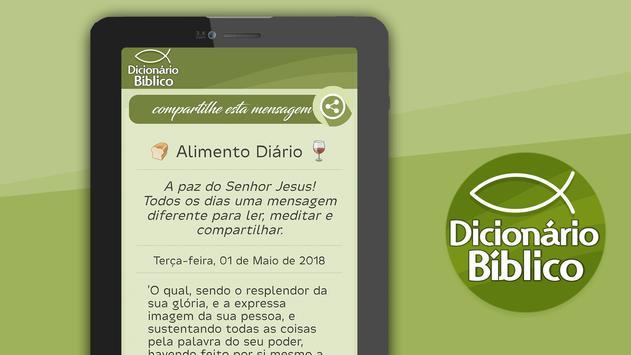 Dicionário Bíblico ảnh chụp màn hình 17