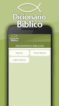 Dicionário Bíblico ảnh chụp màn hình 1
