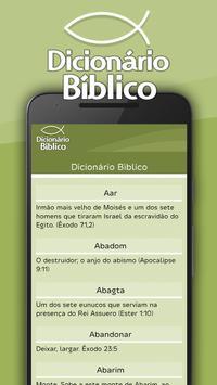 Dicionário Bíblico ảnh chụp màn hình 2
