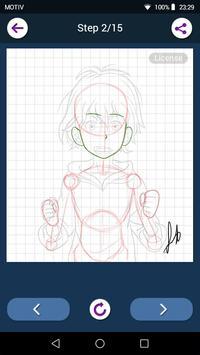 Draw an Anime screenshot 5