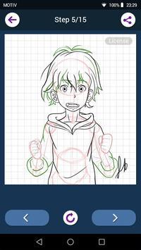 Draw an Anime screenshot 6