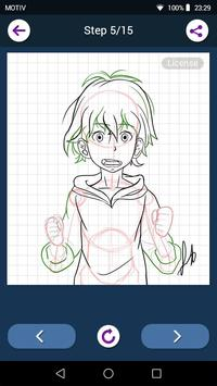 How To Draw Anime And Manga screenshot 6