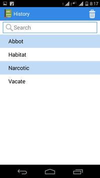 English Malayalam Dictionary screenshot 7