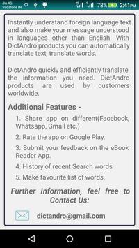 English Hungarian Translator screenshot 9