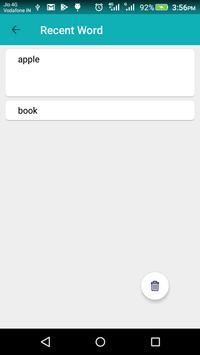 English Sindhi Translator screenshot 5