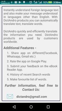 English Sindhi Translator screenshot 9