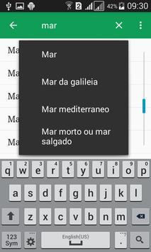 Nomes Bíblicos screenshot 1