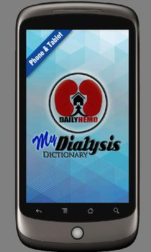 My Dialysis Dictionary Pro poster