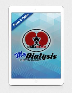 My Dialysis Dictionary Pro apk screenshot
