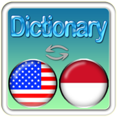 English Indonesian Dictionary icon