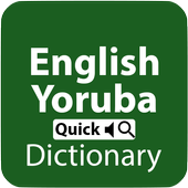 English to Yoruba Dictionary icon