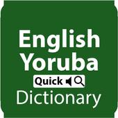 English to Yoruba Dictionary icon