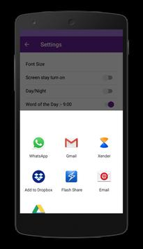 English to Yoruba Dictionary apk screenshot