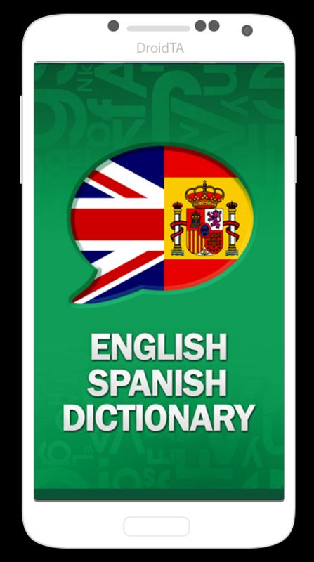 off line spanish english dictionary