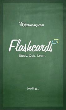 Dictionary.com Flashcards poster