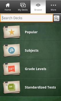 Dictionary.com Flashcards screenshot 1