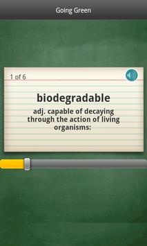 Dictionary.com Flashcards screenshot 2