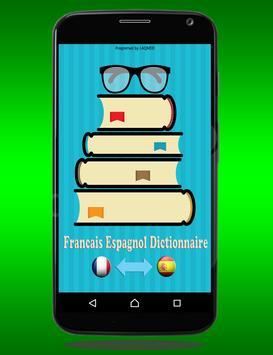 Français Espagnol Dictionnaire screenshot 1