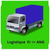 logistique anglais <> francais icon