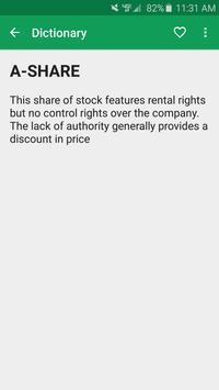 Legal Dictionary apk screenshot