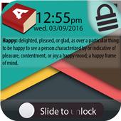 Dictionary Lock Screen icon