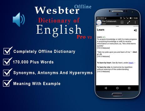 Free offline dictionary 2018 for android apk download.