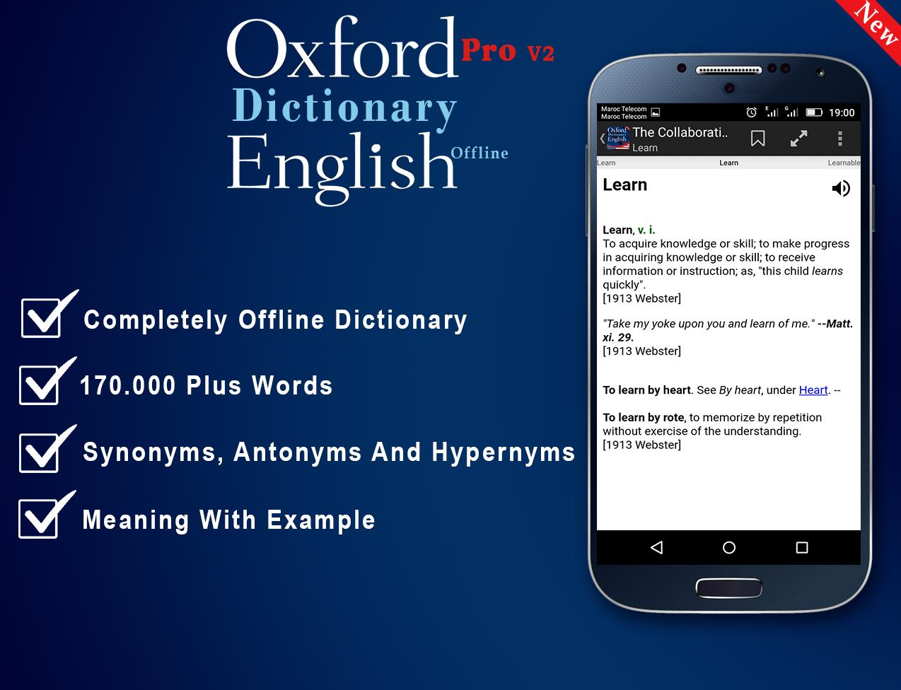 Oxford Advanced English Dictionary Offline for Android - APK Download
