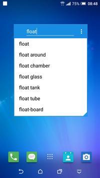 Từ điển Anh Viêt - Quickdic 3 screenshot 5