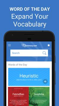 Dictionary.com: Find Definitions for English Words screenshot 2