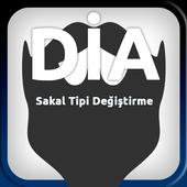 Dia Sakal Tipi Değiştirme icon